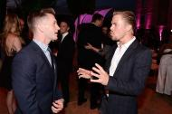 Derek and Travis during the cocktail party for the Emmy Award Nominees Reception Ceremony - August 30, 2015 Courtesy emmys.com